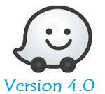 WAZE 4.0 NUEVA VERSION