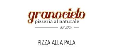 logo pizzeria granocielo
