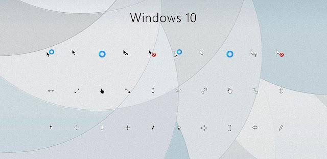 Windows Fare İmleci Nasıl Değiştirilir? | Fare İşaretçileri İndir