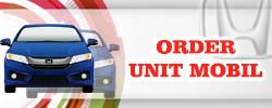 Formulir Pemesanan Unit Mobil