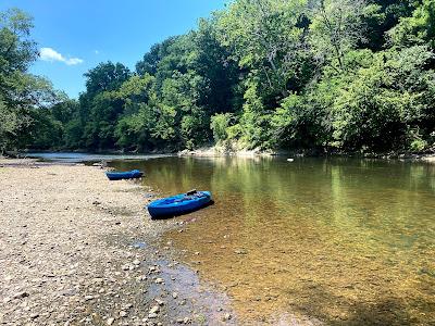 Got Both Kayaks Wet