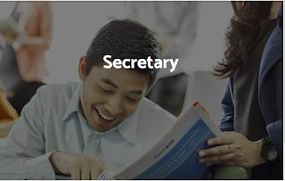 Lowongan kerja Secretary Bank BTN