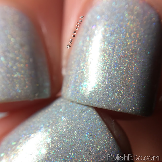 Pahlish - This is Holo-ween! - McPolish - Oogie Boogie