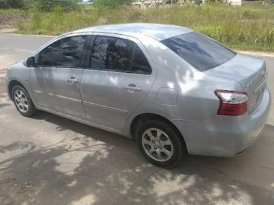 Dijual Mobil Bekas Toyota Vios E 1.500cc Dohc vvti