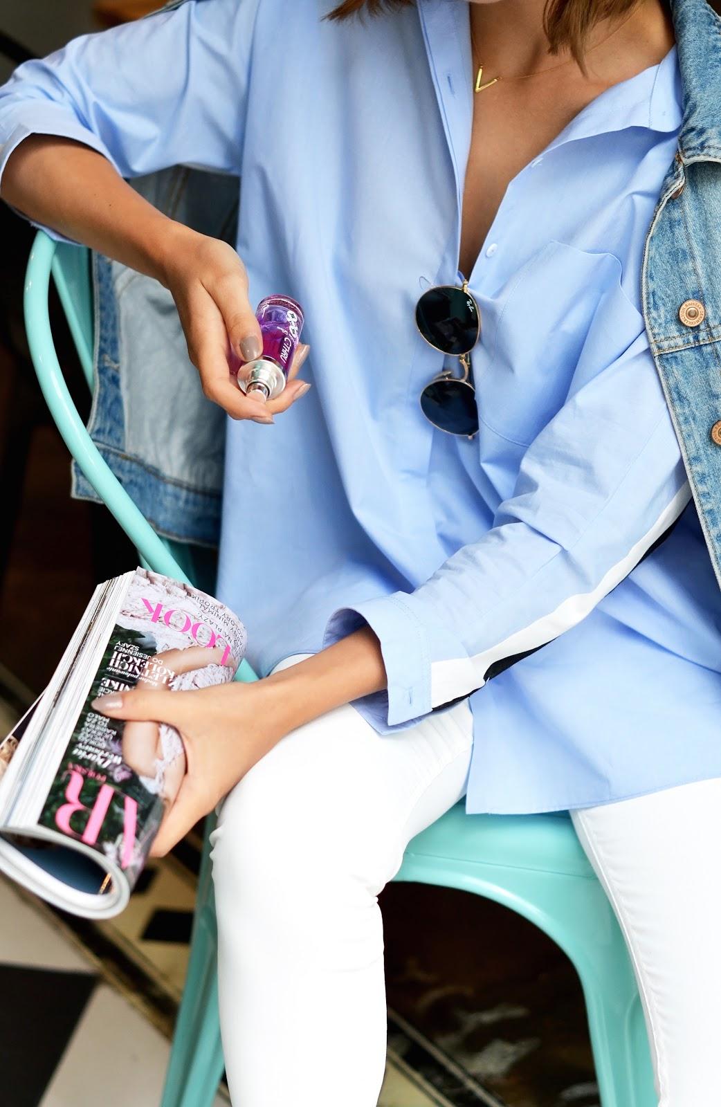 perfumy c-thru | blogerka z krakowa | bonjour cava krakow