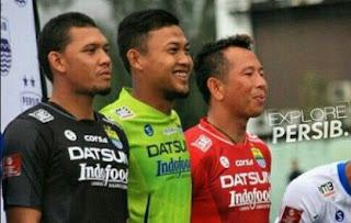Persib Bandung Tak Rombak Posisi Penjaga Gawang Musim 2017