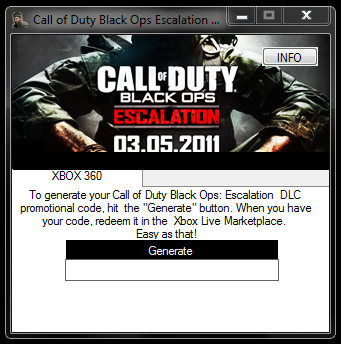 360 xbox of ops escalation duty free call download black