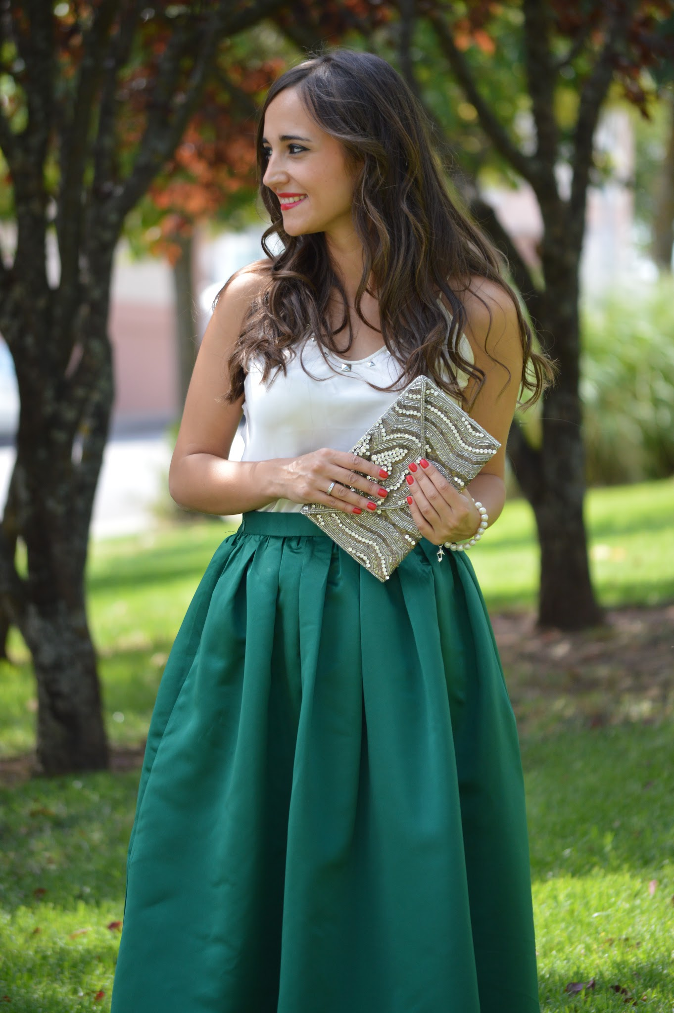 1000 Maneras De Vestir Pincess Skirt