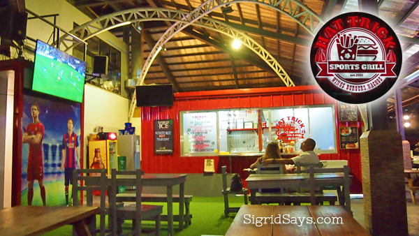 sports bar Bacolod