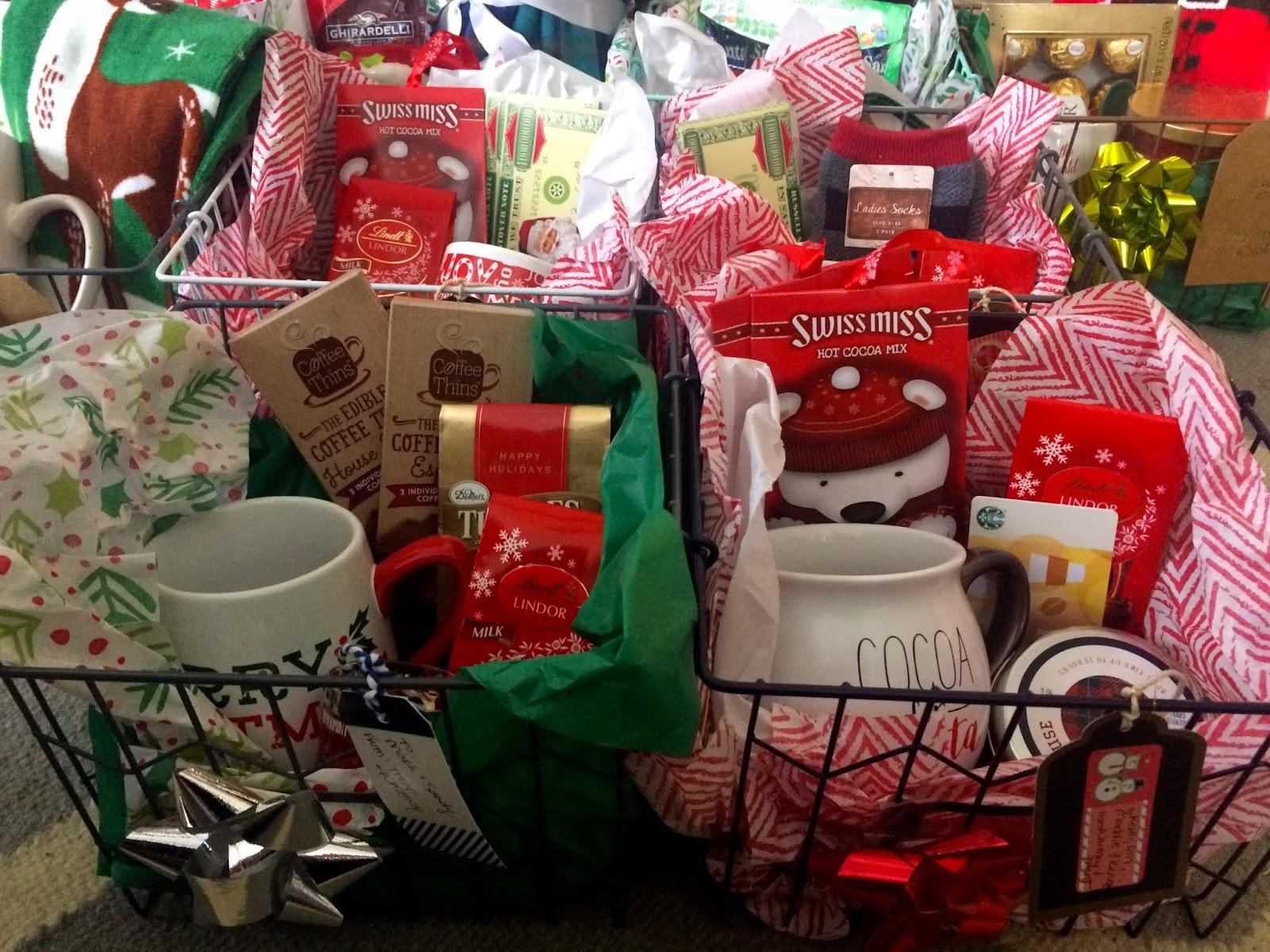 Christmas Gift Baskets Diy.Christmas Gift Ideas 71