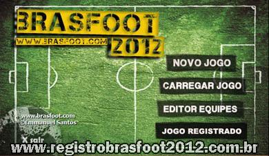 todos os paises do brasfoot 2012