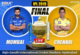 IPL 2019 final MI vs CSK live, highlights
