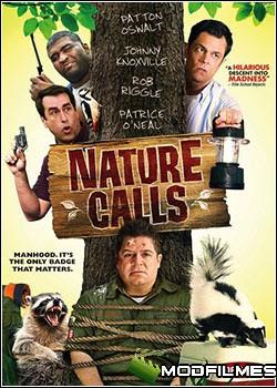 Capa do Filme Chamado Da Natureza