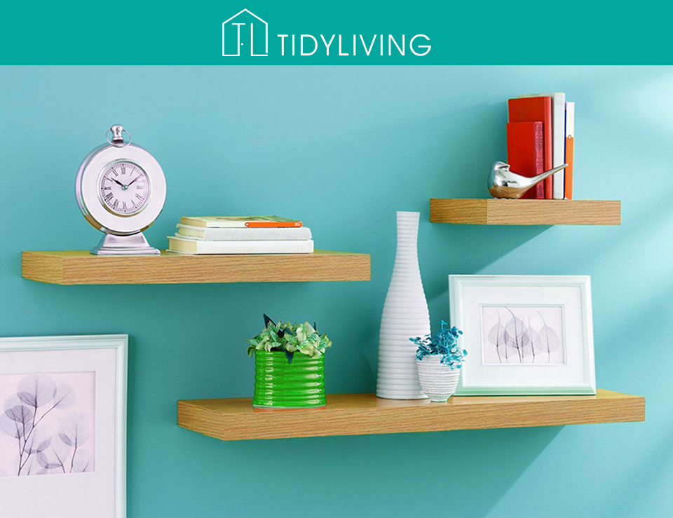 tidy living.com shelf bundle