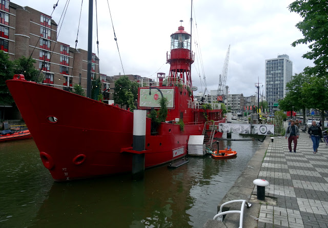 V11 Hertekade Rotterdam, the Netherlands
