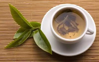 Receitas de chá detox