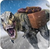 Game Extreme Dino Rex Snow Cargo Download