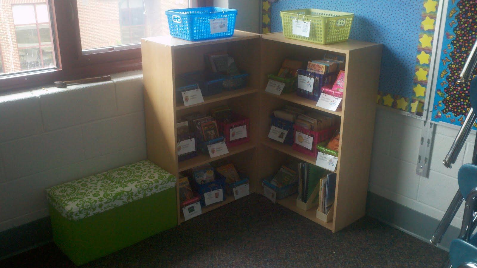 Classroom Ringmaster Classroom Library Makeover