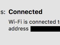 Begini cara mencari alamat ip pada Mac
