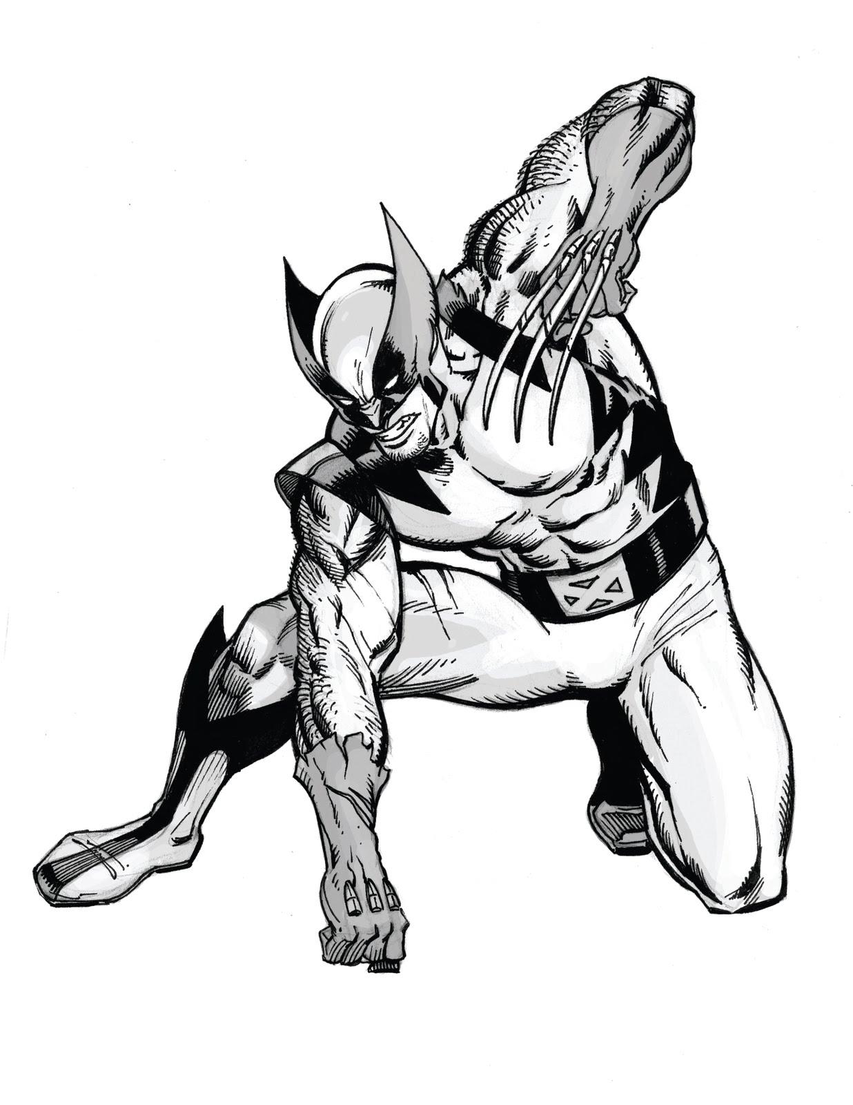 bat man in evil scientist