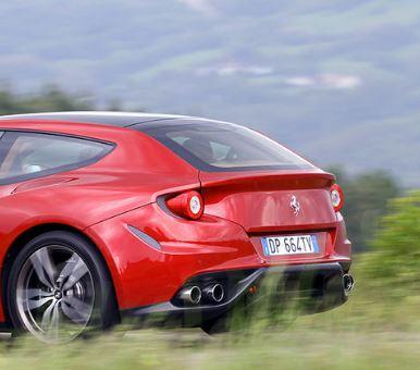 2020 Ferrari SUV Exterior