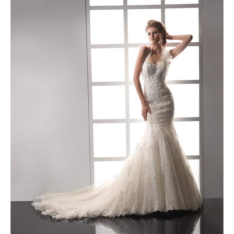 vestido de novia tipo sirena 2016 – vestidos largos