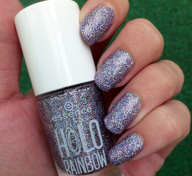 Essence Holo Rainbow Nail Polish 05 holo fever