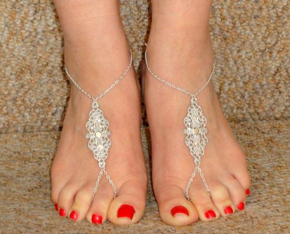 ayaklar nasıl süslenir