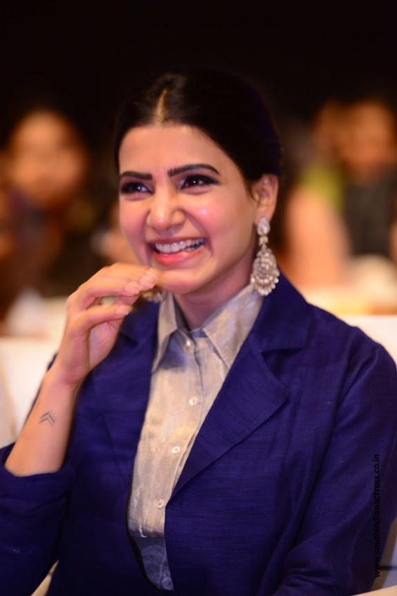 samantha at mahanati music launch 3