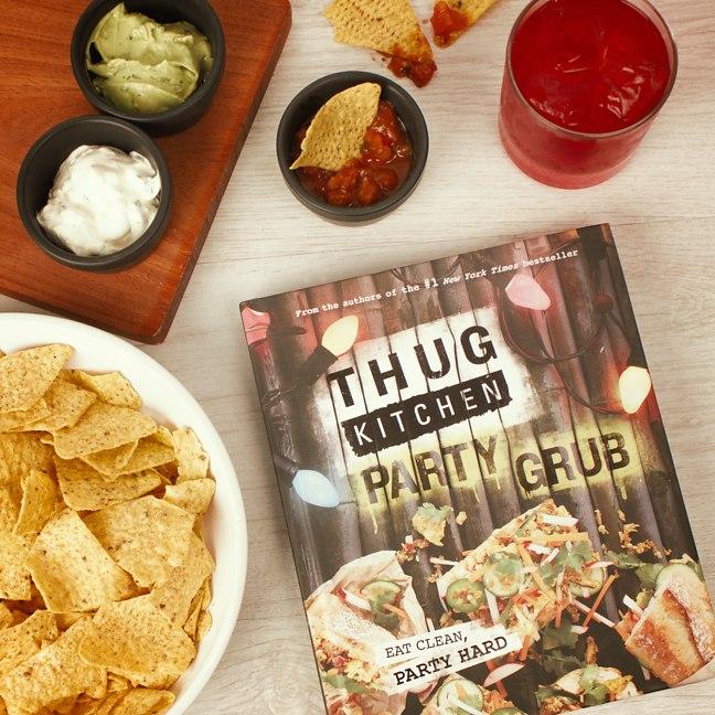 The Nerdy Gentlemen Culinary Nerd Thug Kitchen Party Grub