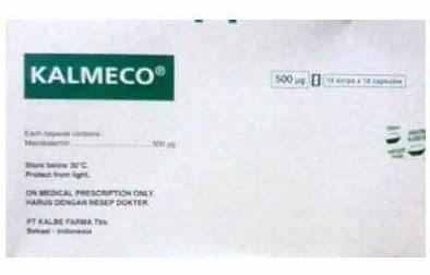 Harga Kalmeco Obat Anemia Megaloblastik Terbaru 2017