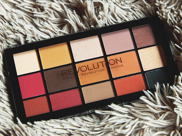 Revolution Reloaded Iconic Vitality Palette