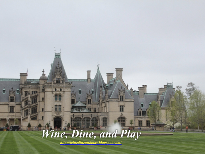 The Dining Room at the Biltmore Estate