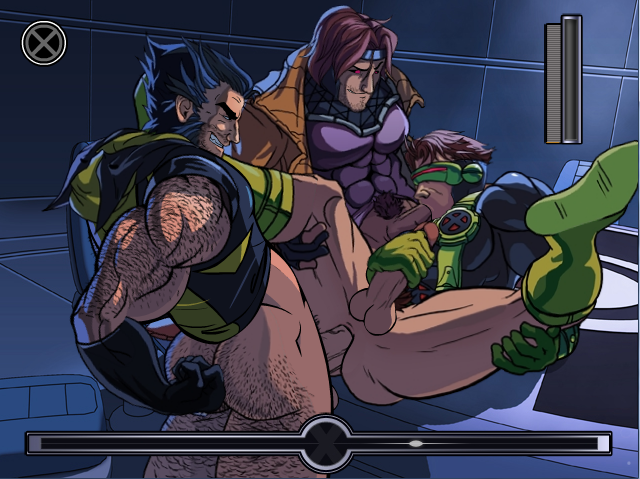 X Men Flash Games 101