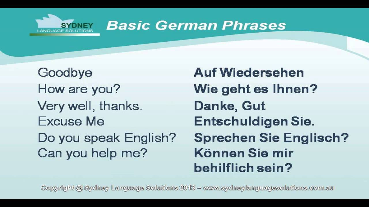 Oh Tannenbaum Englisch.Outline Of German Expressions In English