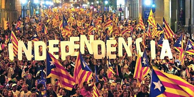 Katalonya Bağımsızlık Referandum İspanya