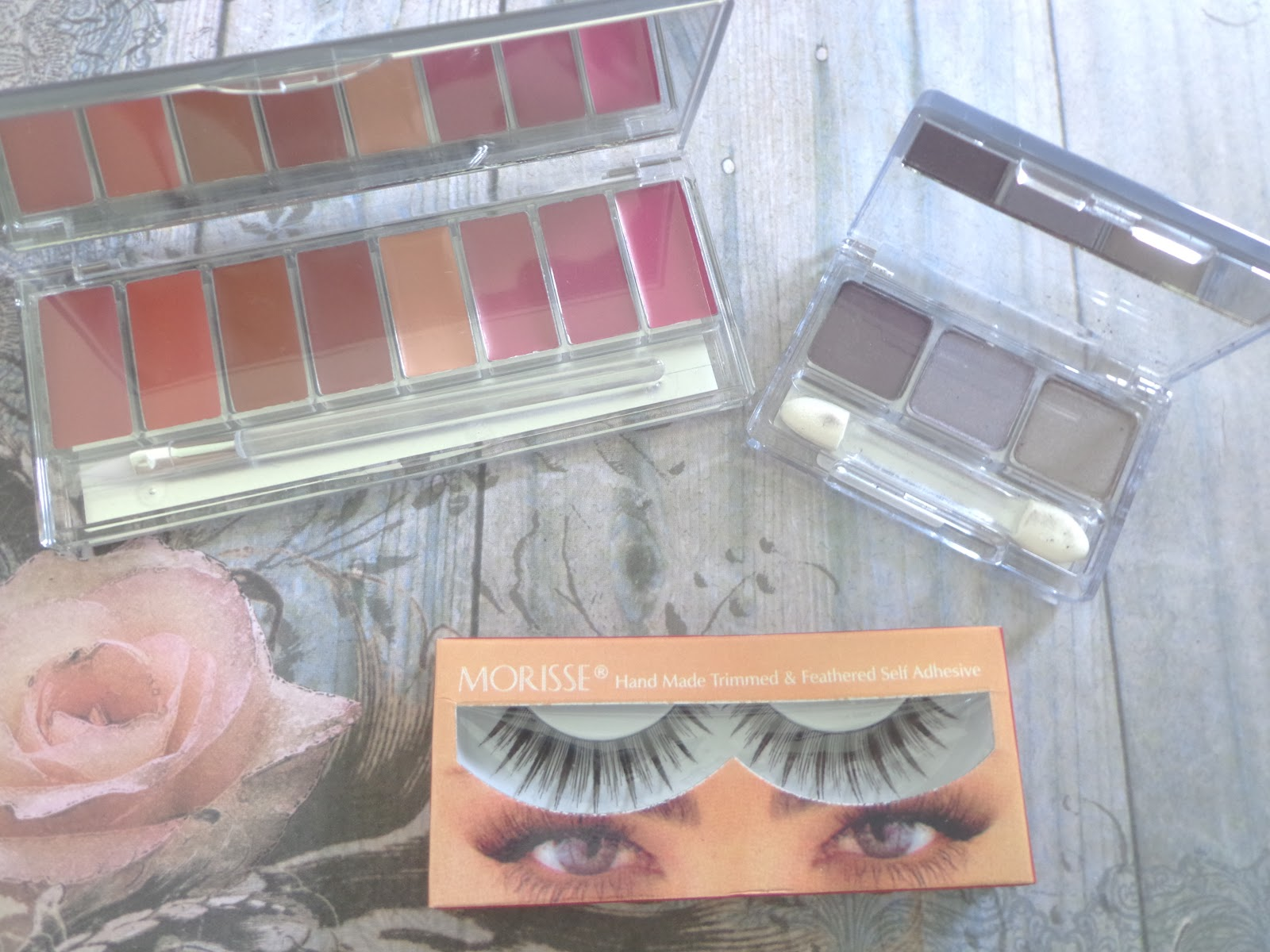 Chocolicious: Wardah Lip Pallete, Wardah Eyeshadow, and