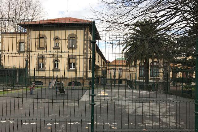 Instalaciones del colegio La Milagrosa