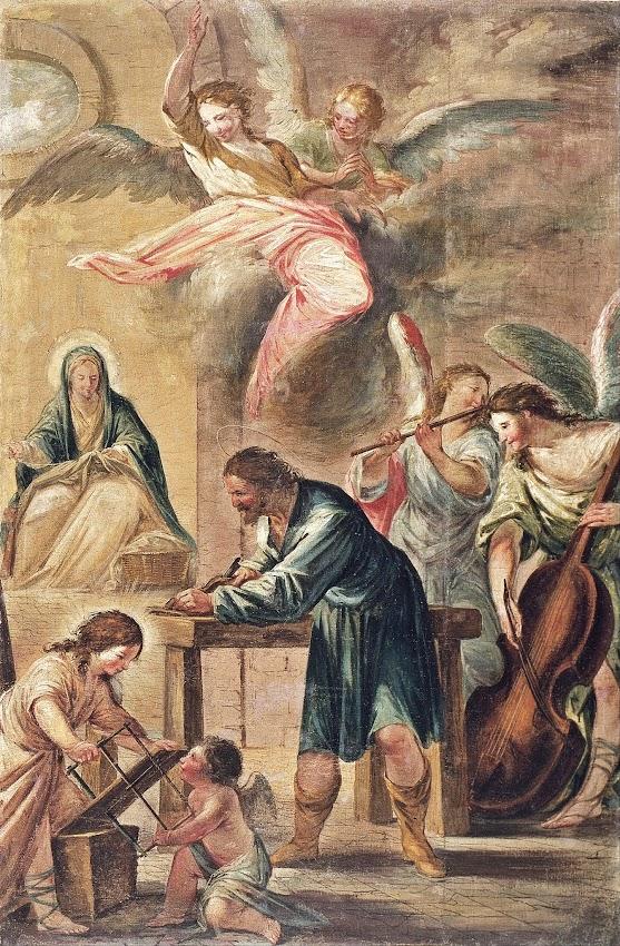 Francesc Pla Duran 'El Vigatà' - The House in Nazareth