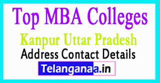 Top MBA Colleges in Kanpur Uttar Pradesh