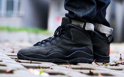 """newest 5423d a2824 Jordan Brand will be re-releasing the Air Jordan 10 """"Shadow"""" in 2018. Last  seen in the CDP in 2009, the underrated Air Jordan 10 wasn t the most  popular of ..."""
