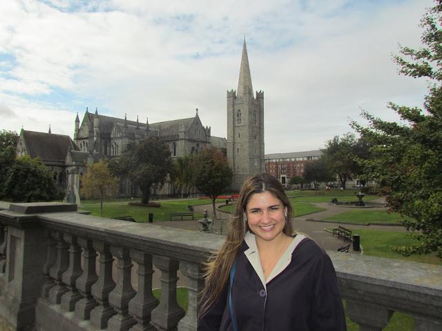Saint Patrick's Cathedral.
