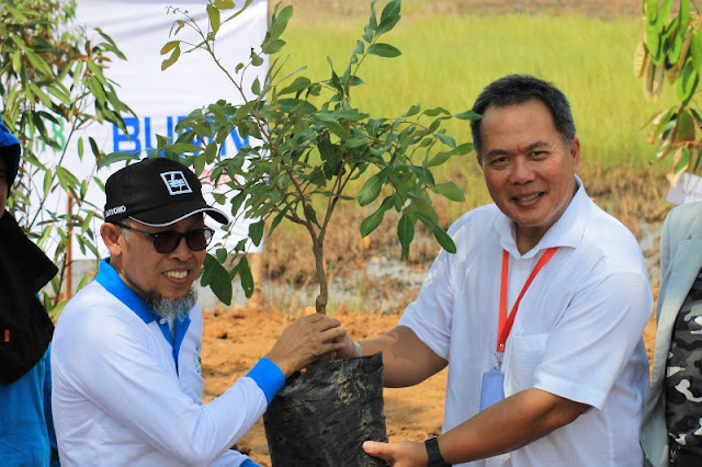 Peringati Hari Menanam Pohon, PLN tanam 1.000 pohon