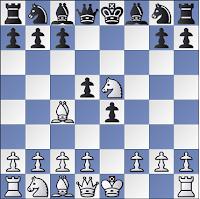 latvian gambit variation
