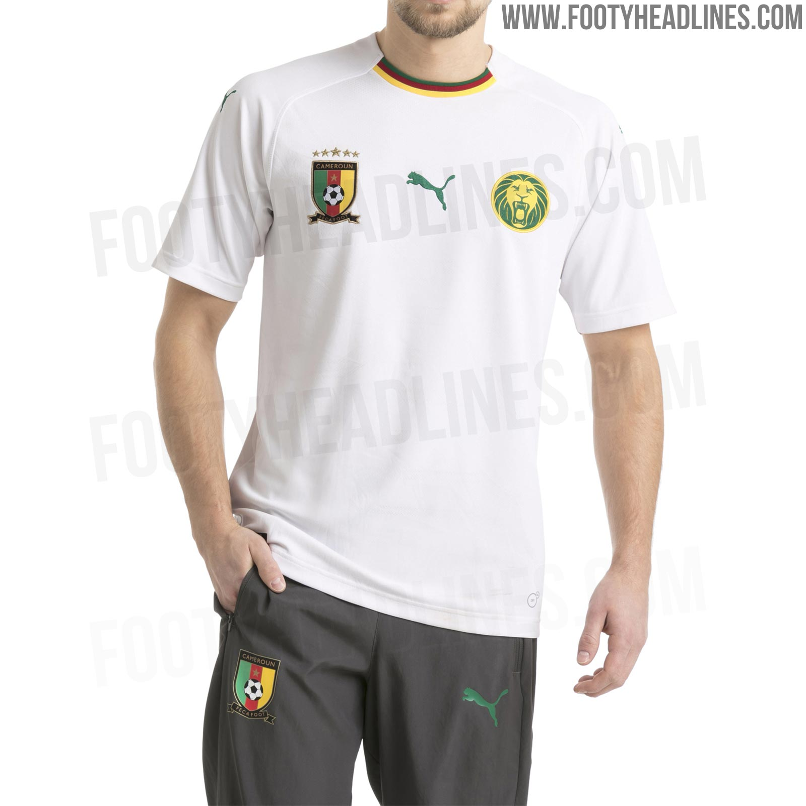 Beautiful Cameroon World Cup 2018 - cameroon-2018-away-kit-4  Picture_66884 .jpg