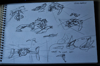 Image showing some sketches