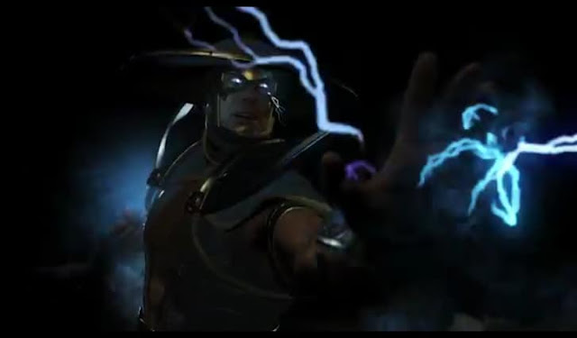 Injustice 2 Second screenshot from the trailer