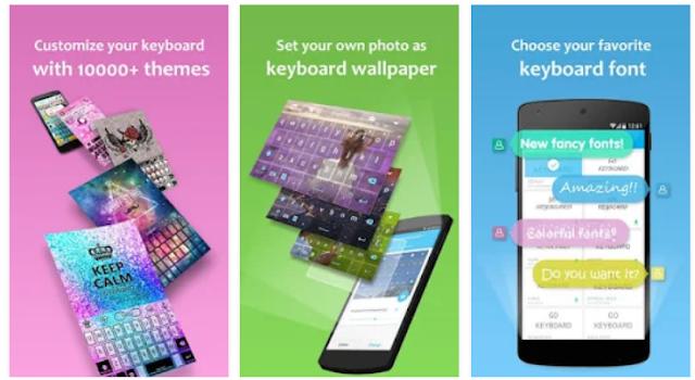 GO Keyboard 2018 Pro APK Free Download