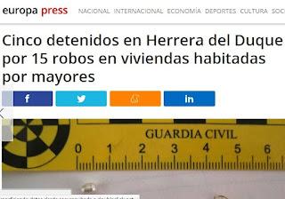 http://www.europapress.es/extremadura/noticia-cinco-detenidos-herrera-duque-15-robos-viviendas-habitadas-mayores-20160719125504.html