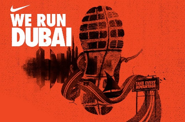 Nike Running Club and Event in Dubai